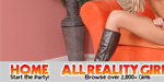 All Reality Pass - 21+ Reality Porn Sites for One Price