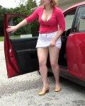 Tori Bell Desperate And Pissing In Hetr Panties