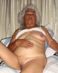 Ugly wrinkled oldest woman and her body hardcore
