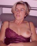 Horny mature amateur lady