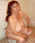 Latina grannies got stripped down for this gallery