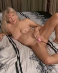 Old and incredibly sexy slim blonde granny gallery