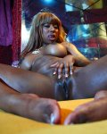 Big Ass Nude Pussy Black Babe Sex Rock and Roll