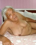 Extremely old mature latina lady granny collection