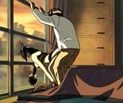 Sweet hentai housewife getting hot slammed indoors