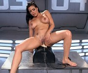 Luna Star busty latin bombshell is fucking machine